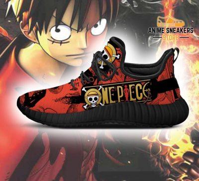 Luffy Reze Shoes One Piece Anime Fan Gift Idea Tt04
