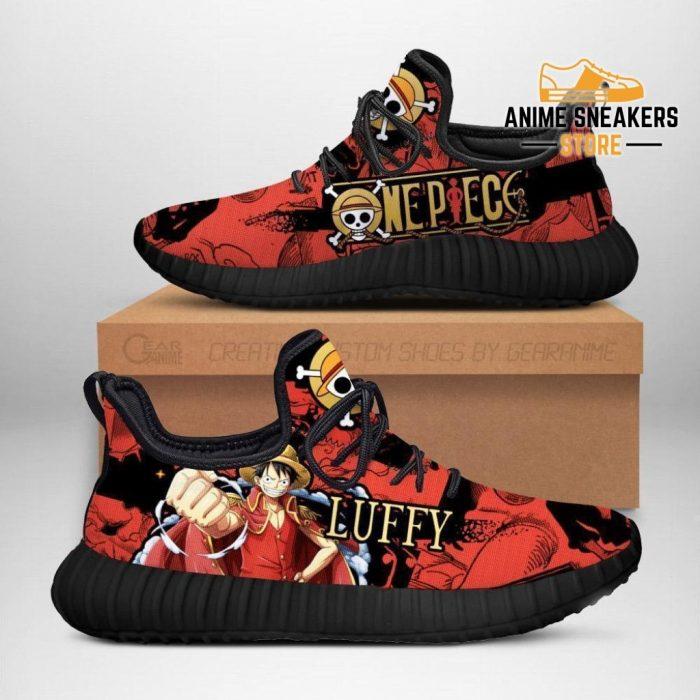 Luffy Reze Shoes One Piece Anime Fan Gift Idea Tt04 Men / Us6