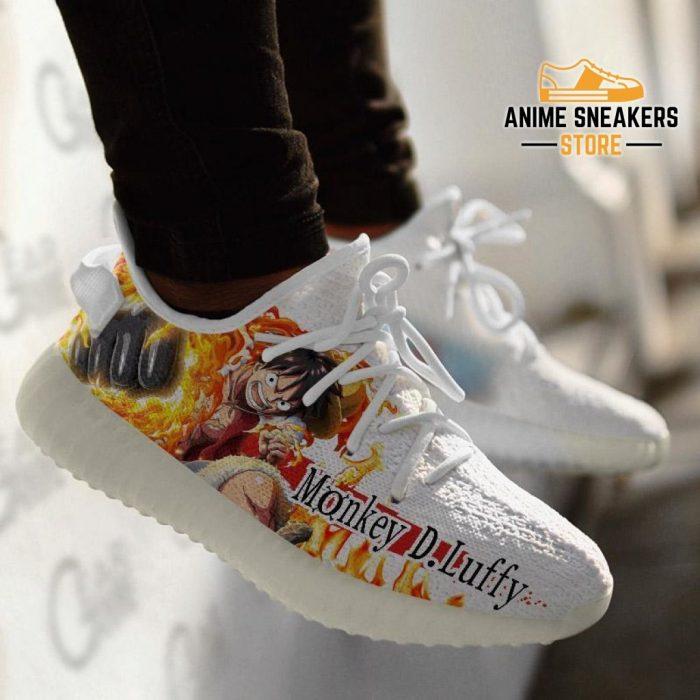 Luffy Shoes Skill One Piece Custom Anime Tt10 Yeezy