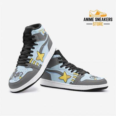 Luxray Pokémon Custom J-Force Shoes Mens