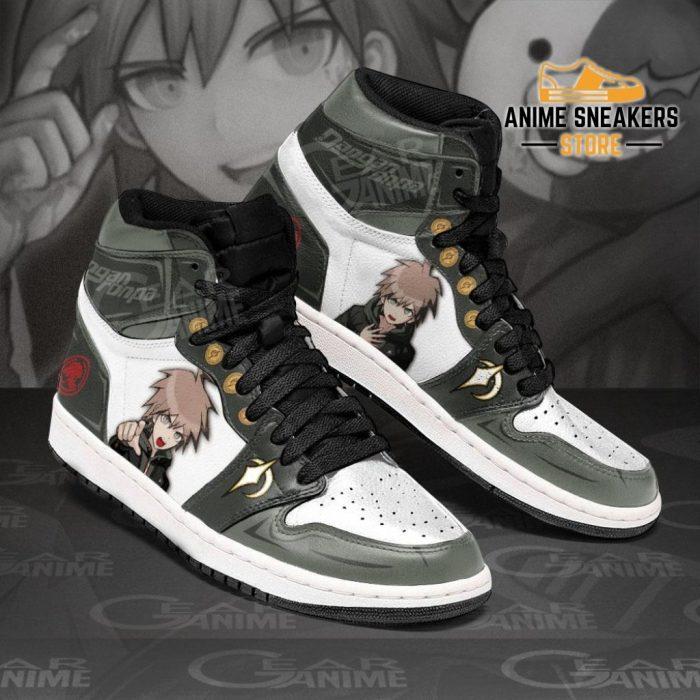 Makoto Naegi Sneakers Danganronpa Custom Anime Shoes Jd
