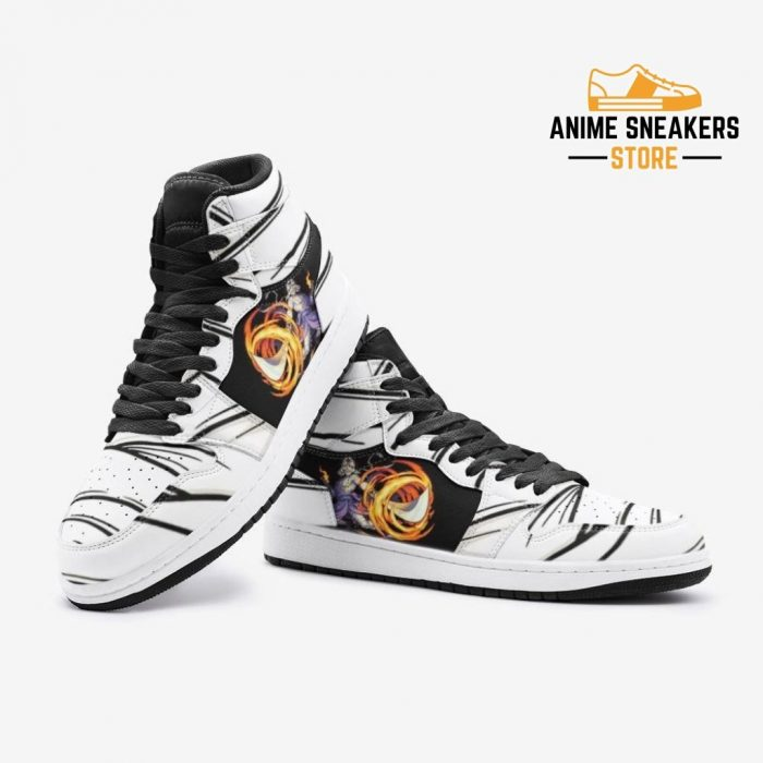Makoto Shishio Samurai X Custom J-Force Shoes Mens