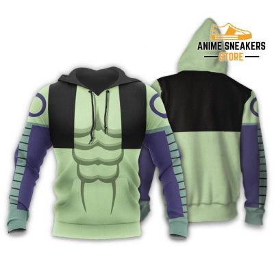 Meruem Hunter X Uniform Shirt Hxh Anime Hoodie Jacket / S All Over Printed Shirts