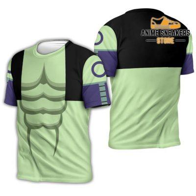 Meruem Hunter X Uniform Shirt Hxh Anime Hoodie Jacket T-Shirt / S All Over Printed Shirts