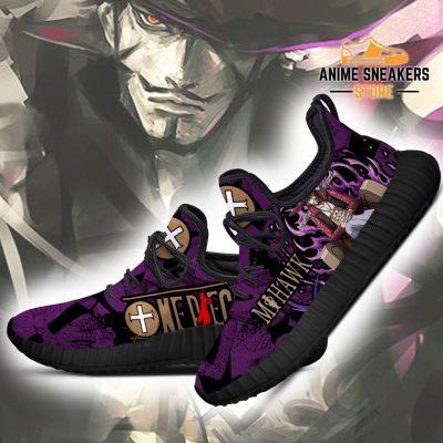 Mihawk Reze Shoes One Piece Anime Fan Gift Idea Tt04