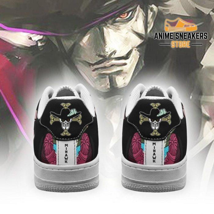 Mihawk Sneakers Custom One Piece Anime Shoes Fan Pt04 Air Force