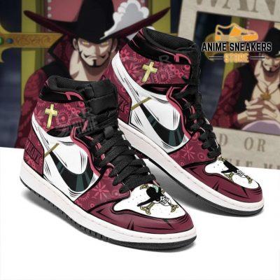 Mihawk Sword Sneakers Skill One Piece Anime Shoes Fan Mn06 Jd