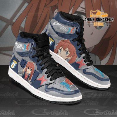 Miku Darling In The Franxx Sneakers Code 309 Custom Shoes Men / Us6.5 Jd