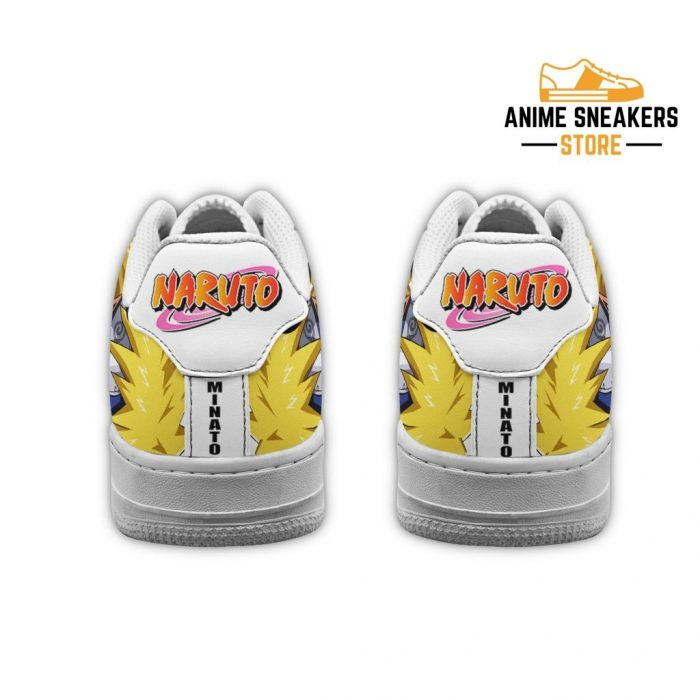 Minato Sneakers Naruto Anime Shoes Fan Gift Pt04 Air Force