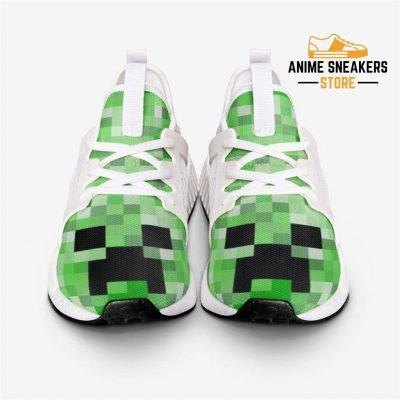 Minecraft Creeper Custom Nomad Shoes Mens