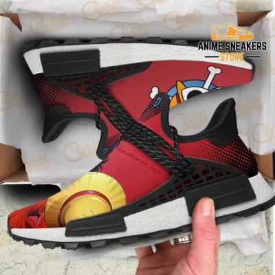 Monkey D Luffy Shoes One Piece Custom Anime Tt11 Nmd