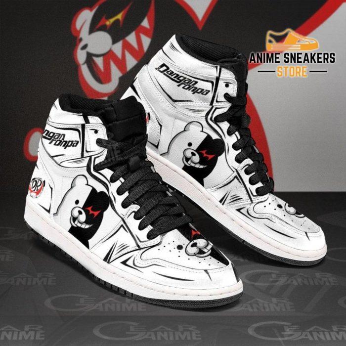 Monokuma Sneakers Danganronpa Custom Anime Shoes Jd