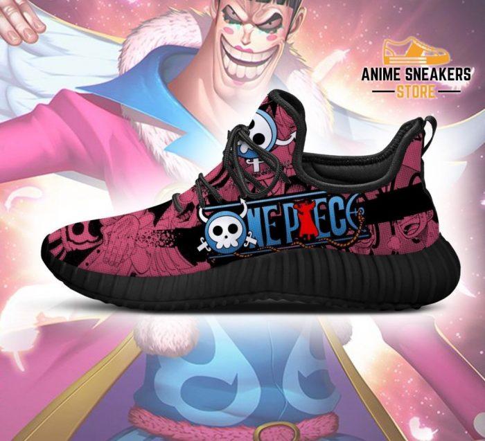 Mr 2 Bon Clay Reze Shoes One Piece Anime Fan Gift Idea Tt04