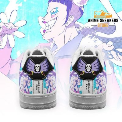 Mr 2 Bon Clay Sneakers Custom One Piece Anime Shoes Fan Pt04 Air Force