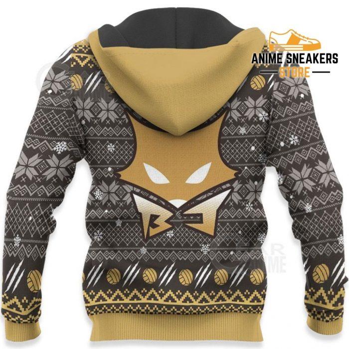 Msby Black Jackals Ugly Christmas Sweater Haikyuu Anime Xmas Gift Va10 All Over Printed Shirts