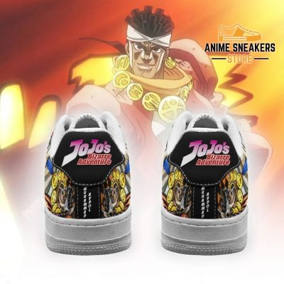 Muhammad Avdol Sneakers Jojo Anime Shoes Fan Gift Idea Pt06 Air Force