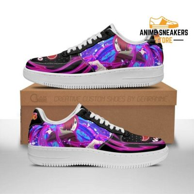 Nagato Sneakers Custom Naruto Anime Shoes Leather Men / Us6.5 Air Force