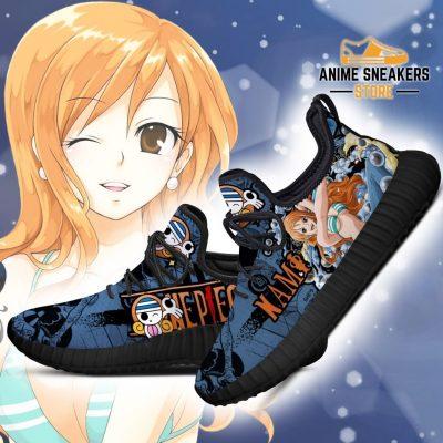 Nami Reze Shoes One Piece Anime Fan Gift Idea Tt04