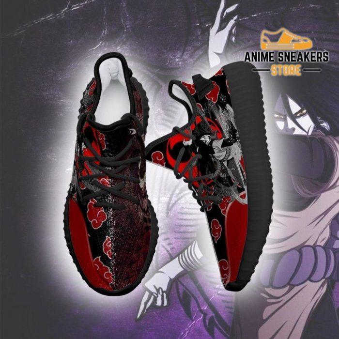 Akatsuki Ochimaru Yeezy Shoes Naruto Anime Sneakers Fan Tt03