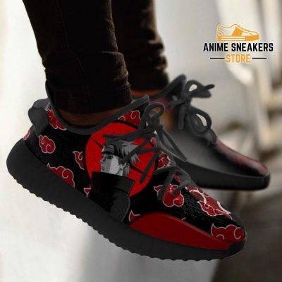 Akatsuki Pain Yeezy Shoes Naruto Anime Sneakers Fan Tt03