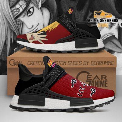 Deidara Shoes Naruto Custom Anime Pt11 Nmd