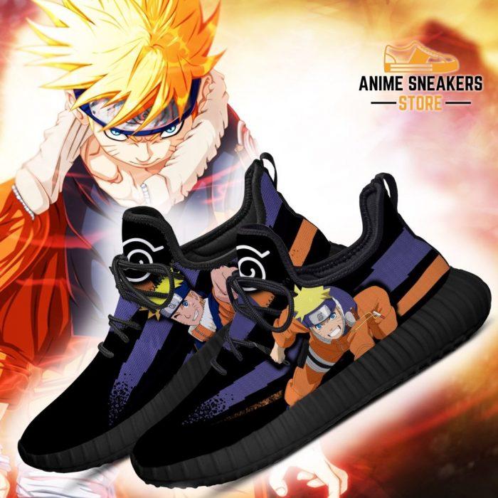 Naruto Fighting Reze Shoes Anime Fan Gift Idea Tt03