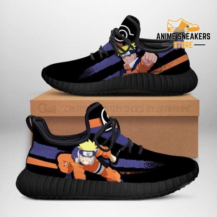 Naruto Fighting Reze Shoes Anime Fan Gift Idea Tt03 Men / Us6