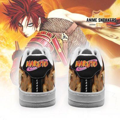 Gaara Sneakers Custom Naruto Anime Shoes Leather Air Force