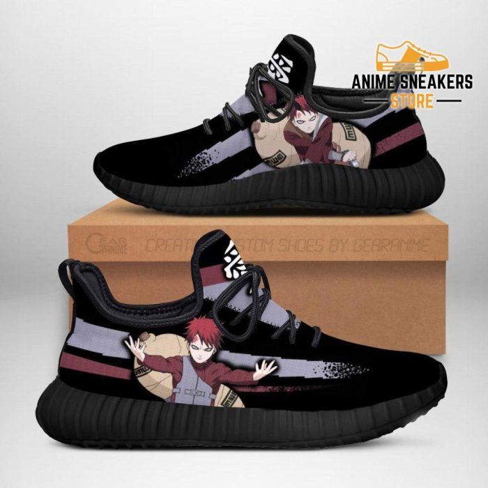 Gaara Jutsu Reze Shoes Naruto Anime Fan Gift Idea Tt03 Men / Us6