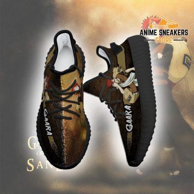 Gaara Yeezy Shoes Naruto Anime Sneakers Fan Gift Tt03