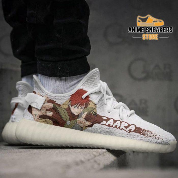 Gaara Shoes Naruto Custom Anime Sneakers Tt10 Yeezy