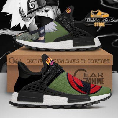 Hatake Kakashi Shoes Naruto Custom Anime Pt11 Nmd