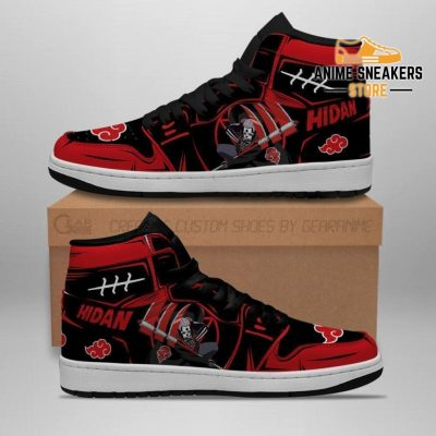 Naruto Hidan Shoes Akatsuki Symbol Costume Anime Sneakers Jd