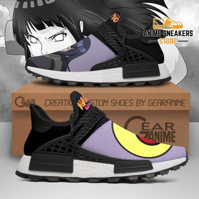 Hyuga Hinata Shoes Naruto Custom Anime Pt11 Nmd