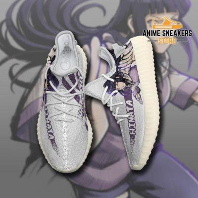 Hyuga Hinata Shoes Naruto Custom Anime Sneakers Tt10 Yeezy