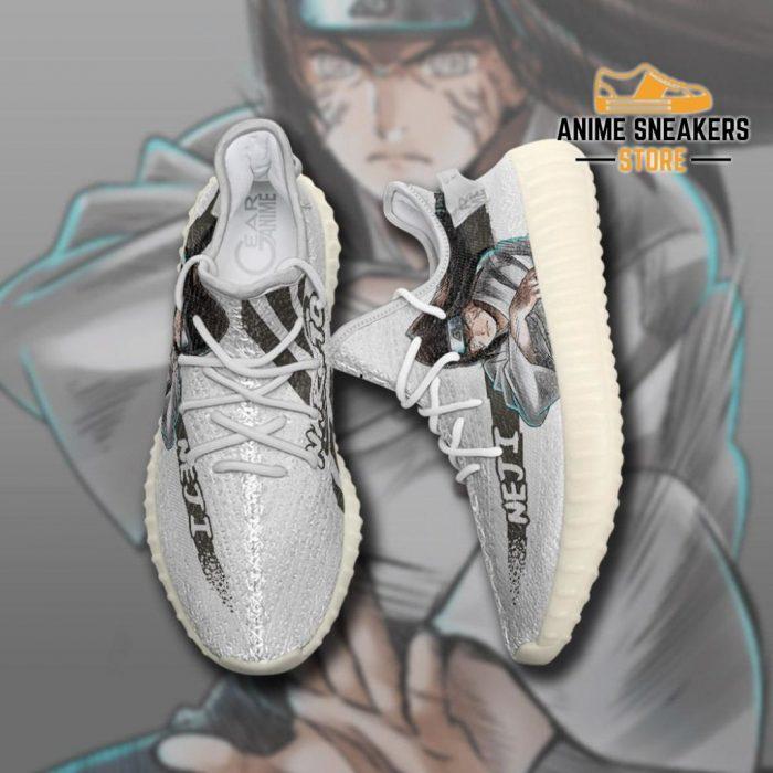 Hyuga Neji Shoes Eyes Naruto Custom Anime Sneakers Tt10 Yeezy