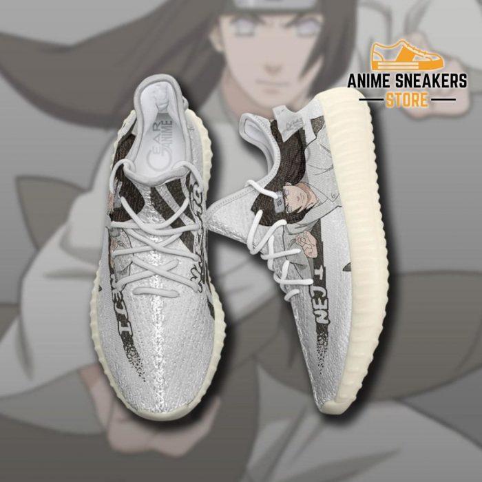 Hyuga Neji Shoes Naruto Custom Anime Sneakers Tt10 Yeezy