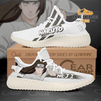Hyuga Neji Shoes Naruto Custom Anime Sneakers Tt10 Men / Us6 Yeezy