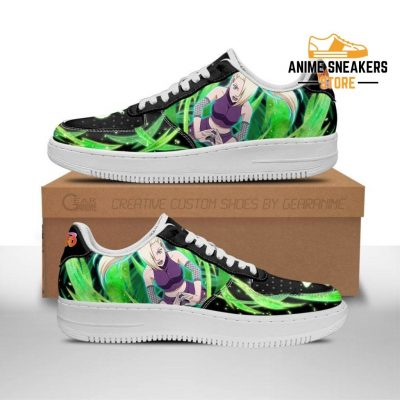 Ino Yamanaka Sneakers Custom Naruto Anime Shoes Leather Men / Us6.5 Air Force