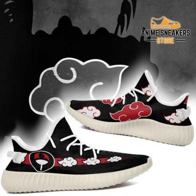 Itachi Akatsuki Cloud Shoes Naruto Anime Sneakers Yeezy
