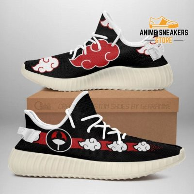 Itachi Akatsuki Cloud Shoes Naruto Anime Sneakers Men / Us6 Yeezy