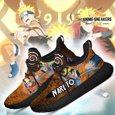 Naruto Jutsu Reze Shoes Anime Fan Gift Idea Tt05