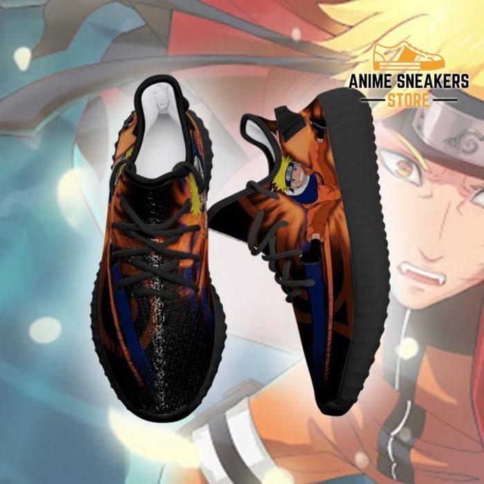 Naruto Jutsu Yeezy Shoes Anime Fan Gift Idea Tt03