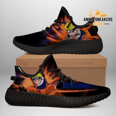 Naruto Jutsu Yeezy Shoes Anime Fan Gift Idea Tt03 Men / Us6