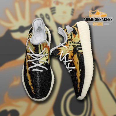 Naruto Kurama Shoes Anime Custom Tt11 Yeezy