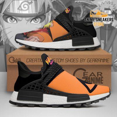 Naruto Sage Shoes Custom Anime Pt11 Nmd
