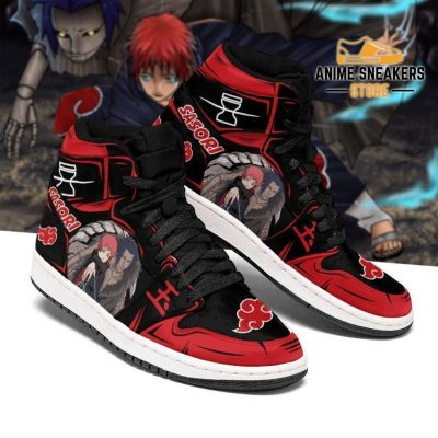 Naruto Sasori Shoes Skill Akatsuki Costume Anime Sneakers Men / Us6.5 Jd