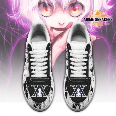 Neferpitou Sneakers Custom Hunter X Anime Shoes Fan Pt05 Air Force