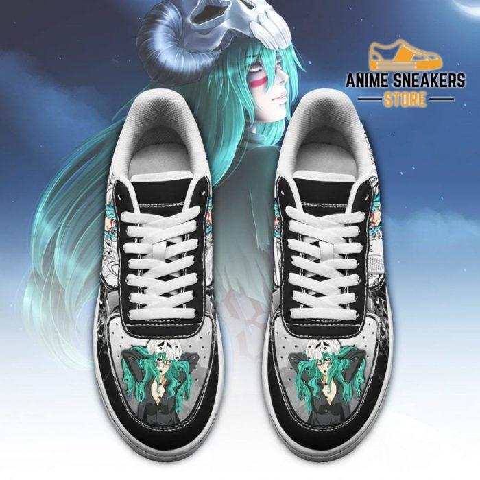Nel Tu Sneakers Bleach Anime Shoes Fan Gift Idea Pt05 Air Force