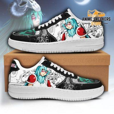 Nel Tu Sneakers Bleach Anime Shoes Fan Gift Idea Pt05 Men / Us6.5 Air Force